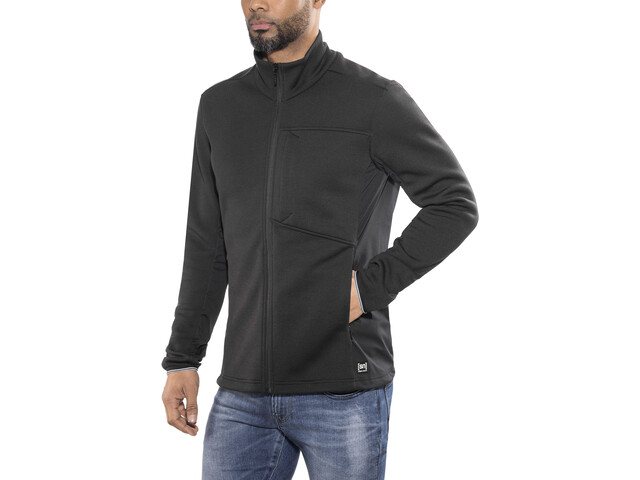 super.natural Comfort Chaqueta Hombre, jet black